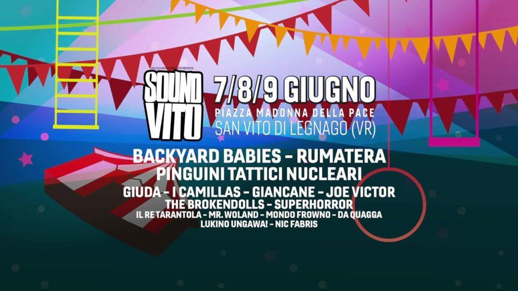 Sound Vito Festival 2018